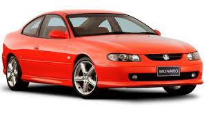Monaro 2001 – 2005